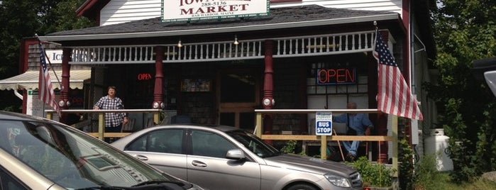 Town Hill Market is one of Bar Harbor Haunts.