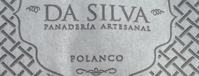 Da Silva is one of Pancito suculento.