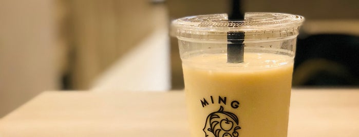 MING TEA is one of Bubble tea Tokyo.