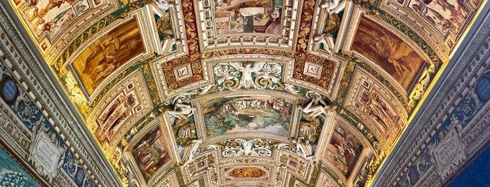 Galleria delle Carte Geografiche is one of Rome.