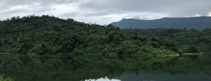 Wang Bon Reservoir is one of สระบุรี, นครนายก, ปราจีนบุรี, สระแก้ว.