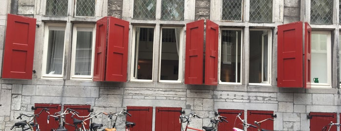 Huis Zoudenbalch is one of Netherlands.