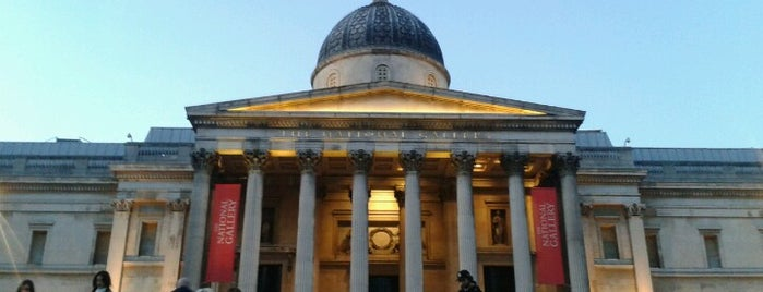 National Gallery is one of London Calling.
