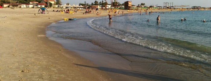Dor Beach is one of Posti che sono piaciuti a LinkTree.