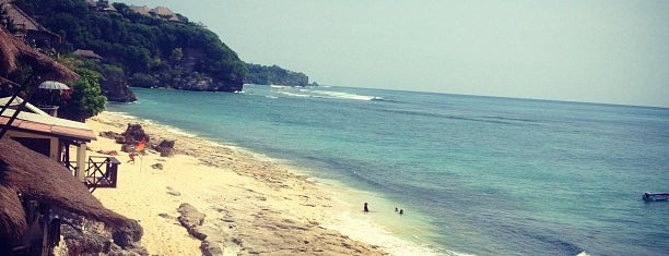 Bingin Beach is one of eat play and love.
