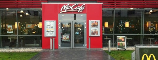 McDonald's is one of Brandenburg Blog.