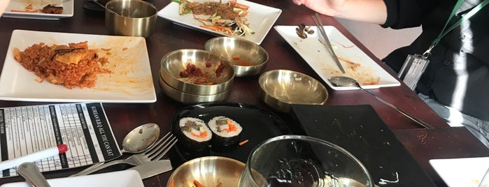 Restaurant Seoul is one of Cph 2018.