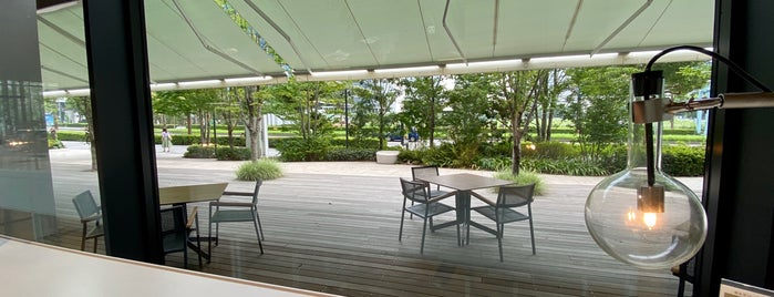 S / PARK Cafe -Shiseidoparlor- is one of Tokyo.