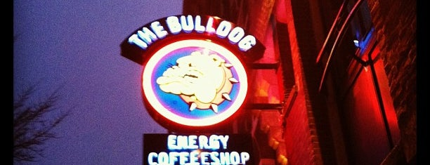 The Bulldog Energy is one of Locais salvos de Thaís.