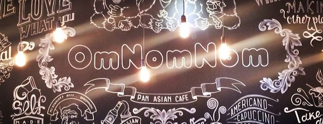 OmNomNom is one of Anna's Liked Places.