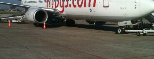 Adana Havalimanı (ADA) is one of Airports in Turkey.