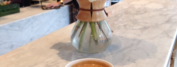 Intelligentsia Coffee is one of NEW YORK CITY: cafes.