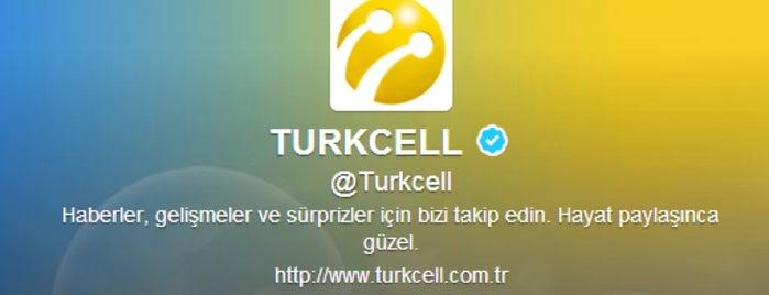 Turkcell Global Bilgi is one of Lieux sauvegardés par sürücü kursu.