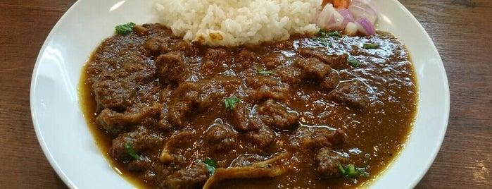 ラーマ is one of 関西カレー部.