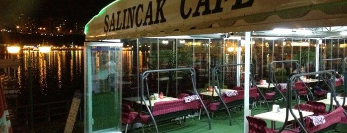 Salıncak Cafe is one of k&k 님이 좋아한 장소.