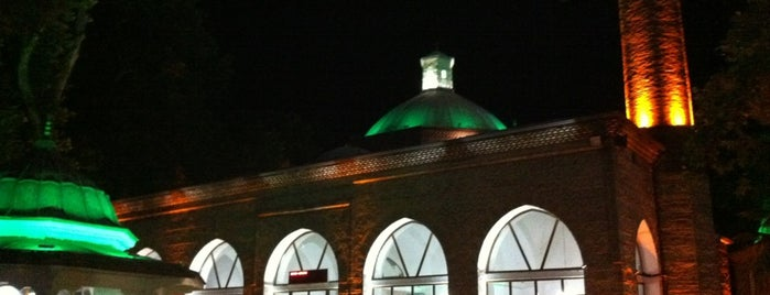 İshak Paşa Camii is one of Wafaa-2013 님이 저장한 장소.