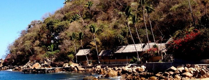 Hotel Lagunita is one of Puerto Vallarta Hotels.