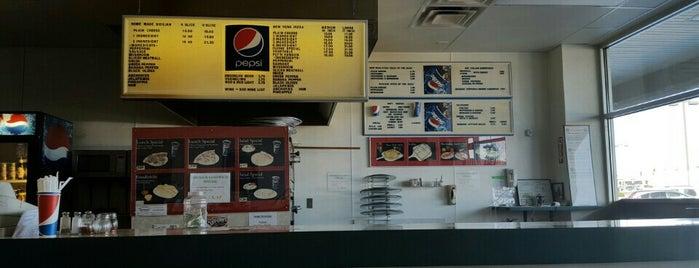 Flying Pizza is one of Cinci Work Food.