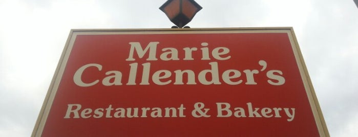 Marie Callender's is one of Nick 님이 좋아한 장소.