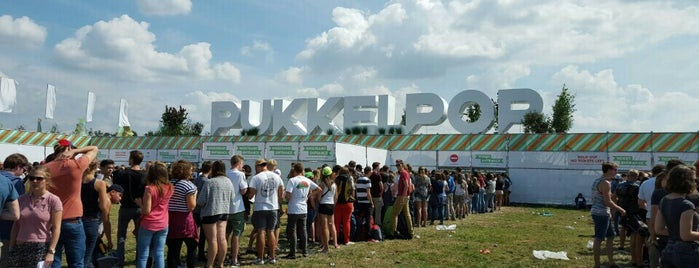 Pukkelpop is one of Lugares favoritos de Evgeni.