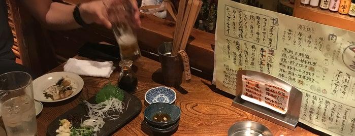 くんなまし 酒怪タマゴショクブツ is one of Topics for Restaurant & Bar ⑤.