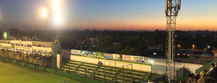 """Estadio Norberto """"Tito"""" Tomaghello (Defensa y Justicia) is one of Estadios Superliga 2019/2020."""