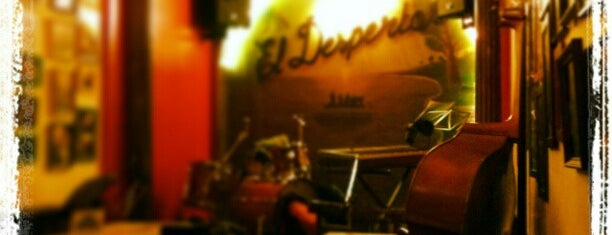 Café El Despertar is one of Agenda jazz y blues en Madrid.