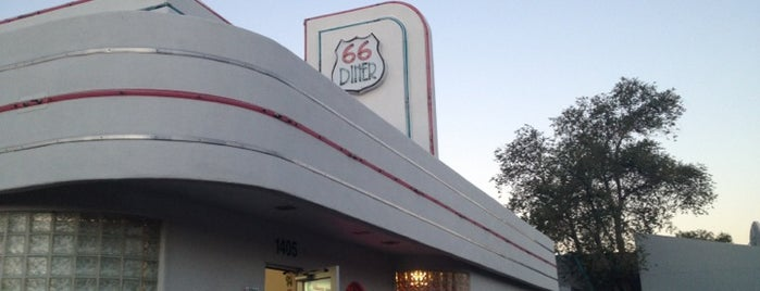 66 Diner is one of New Mexico.