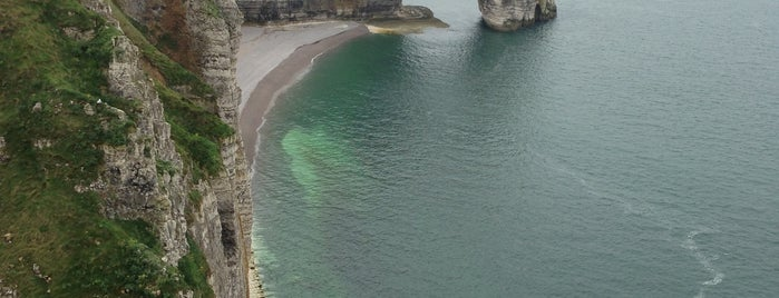 Plage d'Étretat is one of ParisParisParis and Île-de-France.