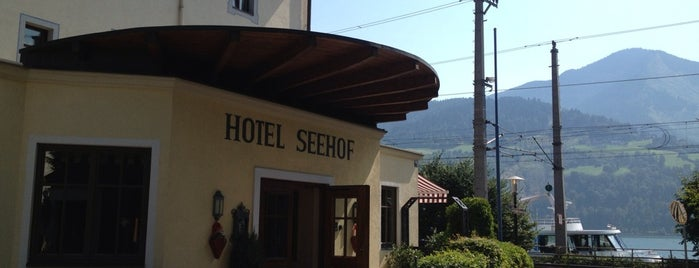 Seehof Hotel Zell am See is one of Zell am see - Austria.
