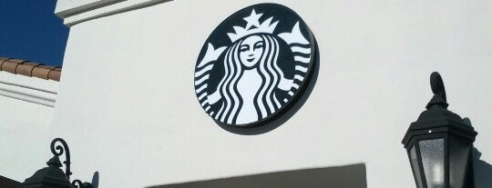 Starbucks is one of Orte, die Benjamin gefallen.