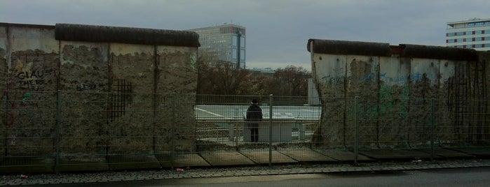 Baudenkmal Berliner Mauer | Berlin Wall Monument is one of Deutschland | Sehenswürdigkeiten & mehr.