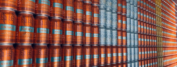 Fort Point Beer Company is one of California.