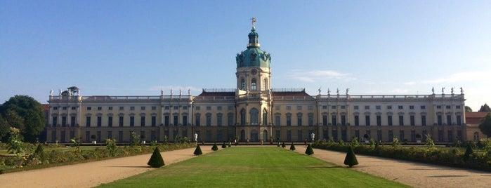 Schlossgarten Charlottenburg is one of Berlin Moderna.