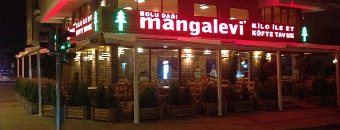 Bolu Dağı Mangal Evi is one of สถานที่ที่ Süleyman ถูกใจ.