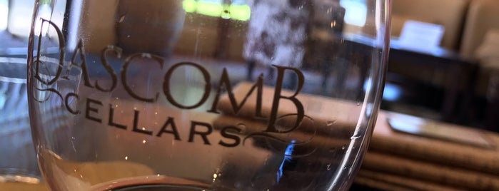 Dascomb Cellars is one of Santa Barbara Wineries.
