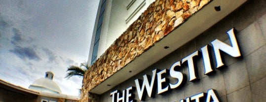 The Westin Playa Bonita Panamá is one of Tempat yang Disukai Juan M.