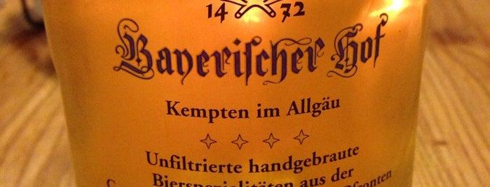 Hotel Bayerischer Hof Kempten im Allgäu is one of Munich.