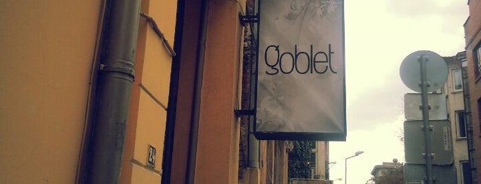Goblet is one of My Sofia Guide for cool places.