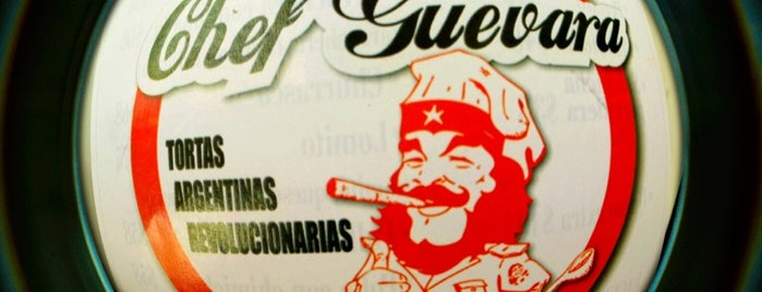 Chef Guevara is one of FoodTrucks Mexico!.