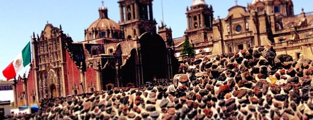 Museo del Templo Mayor is one of Some best places of Mexico City..