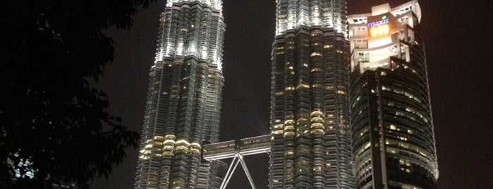 Petrosains is one of Kuala Lumpur.