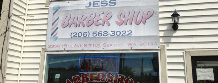 Jess Barber Shop is one of Eric 님이 좋아한 장소.