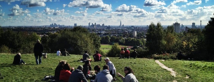 Parliament Hill is one of London - All you need to see!.