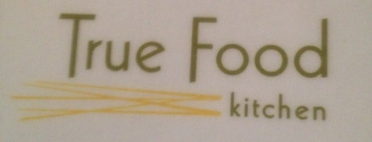 True Food Kitchen is one of Foodie Hot Spots.