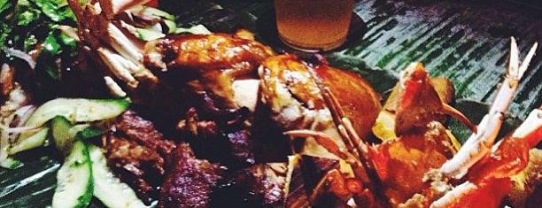 Jeepney Filipino Gastropub is one of uwishunu food.