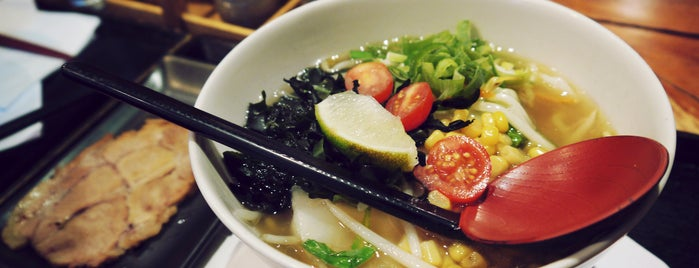 Taishoken Ramen is one of Lugares favoritos de Celeste.