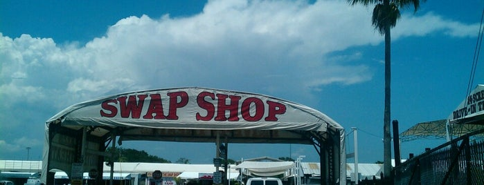 Swap Shop is one of Orte, die Wendi gefallen.