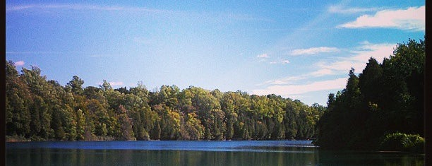 Green Lakes State Park is one of Off-Campus Activities.