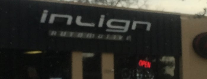 Inlign Automotive is one of barbee 님이 좋아한 장소.